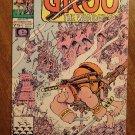 Groo The Wanderer #19 comic book, Marvel Comics, Sergio Aragones