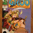 Groo The Wanderer #9 comic book, Marvel Comics, Sergio Aragones