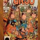 Groo The Wanderer #8 comic book, Marvel Comics, Sergio Aragones