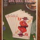 Grendel Tales: Four Devils, One Hell #4 comic book, Dark Horse Comics