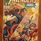 The Avengers #336 comic book - Marvel Comics