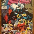 Marc Spector: Moon Knight #47 (1980's/90's series) comic book - Marvel Comics