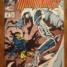 Marc Spector: Moon Knight #46 (1980's/90's series) comic book - Marvel Comics