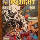 Marc Spector: Moon Knight #13 (1980's/90's series) comic book - Marvel Comics