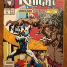 Marc Spector: Moon Knight #6 (1980's/90's series) comic book - Marvel Comics