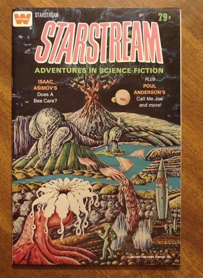 StarStream - Adventures in Science Fiction #4 comic book - Whitman comics, NM condition, 1976