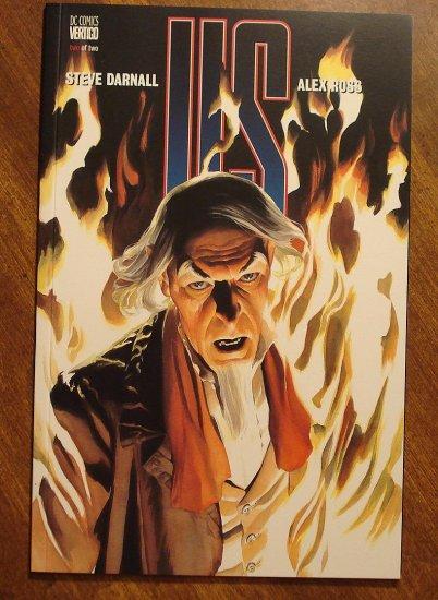 Uncle Sam (US) #2 comic book - DC 'vertigo' comics, Alex Ross