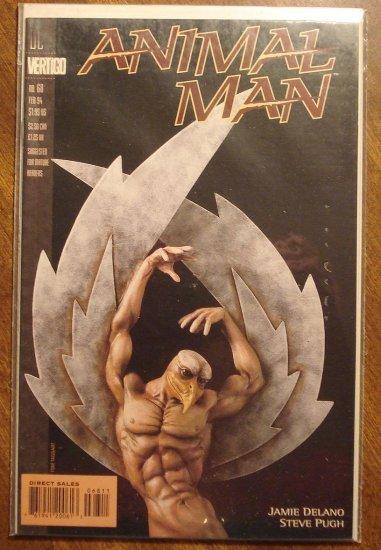 Animal Man #68 comic book - DC Vertigo comics