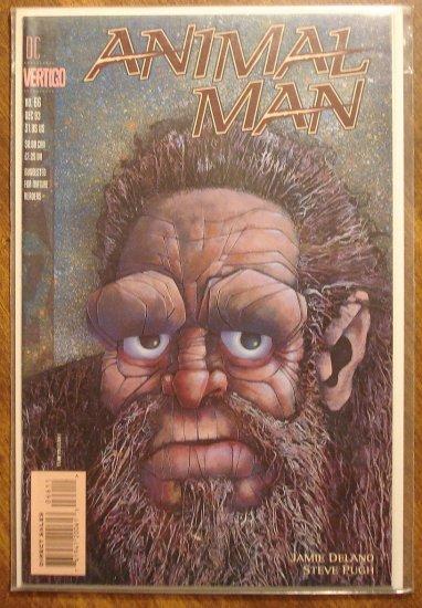 Animal Man #66 comic book - DC Vertigo comics