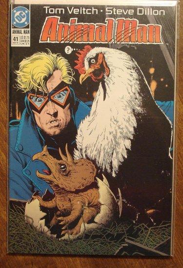 Animal Man #41 comic book - DC comics