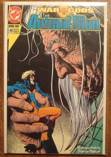 Animal Man #40 comic book - DC comics