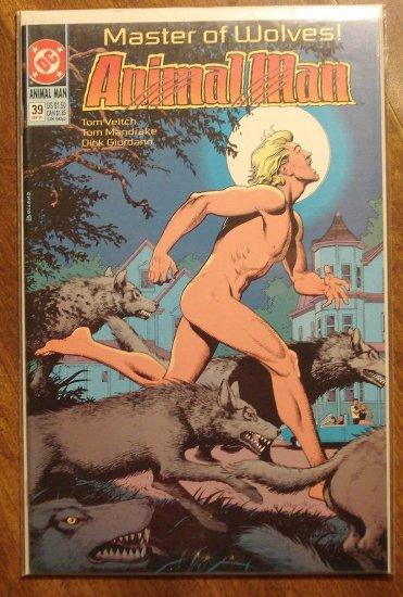 Animal Man #39 comic book - DC comics