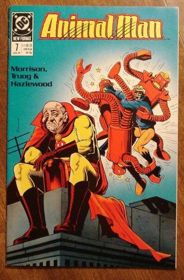 Animal Man #7 comic book - DC comics