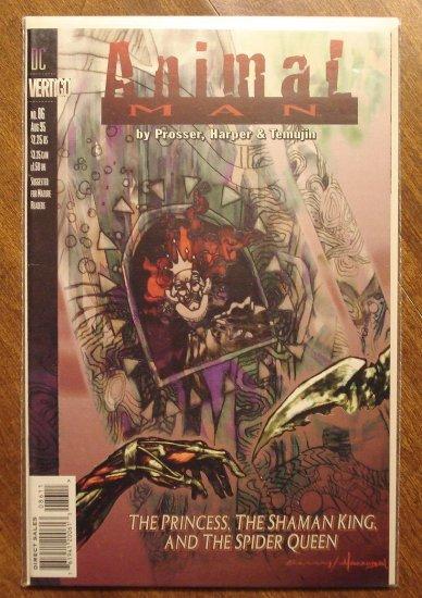 Animal Man #86 comic book - DC Vertigo comics