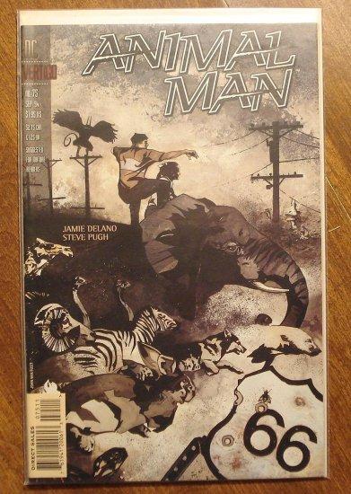 Animal Man #75 comic book - DC Vertigo comics
