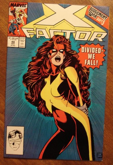 Marvel Comics - X-Factor #48 comic book, NM/M