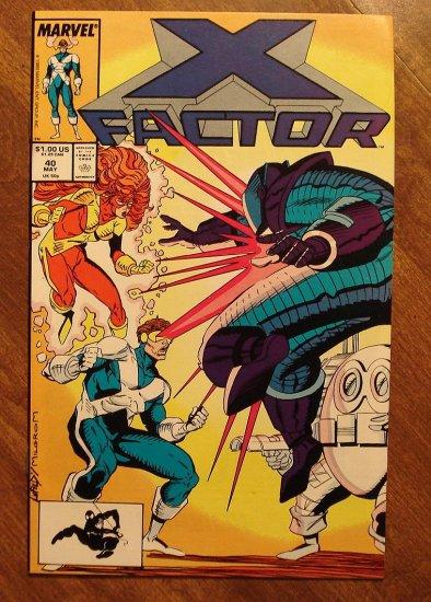 Marvel Comics - X-Factor #40 comic book, NM/M, Rob Liefeld artwork