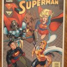 Adventures of Superman #529 comic book - DC Comics