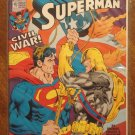 Adventures of Superman #492 comic book - DC Comics