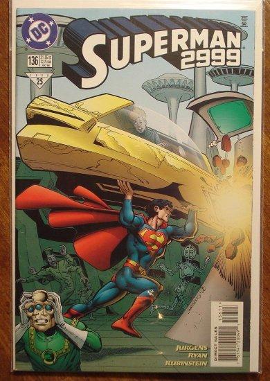 Superman #136 comic book - DC Comics