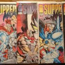 Supreme #'s 13, 14, 15, 16, 17 comic books - Image comics