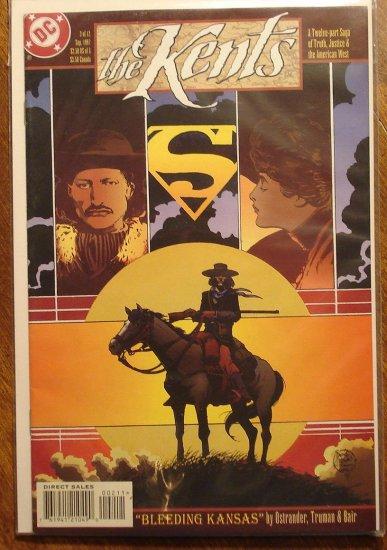 The Kents #2 comic book - DC Comics - Smallville, Superman