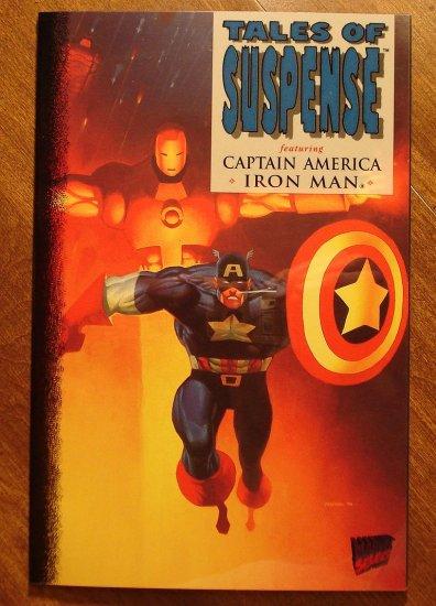 Tales of Suspense #1 (Acetate Cover) Iron Man & Captain America, Marvel Comics, MINT