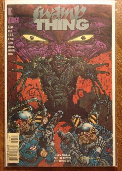 Swamp Thing #147 comic book - DC Comics