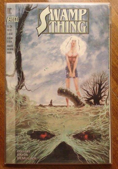 Swamp Thing #134 comic book - DC Comics