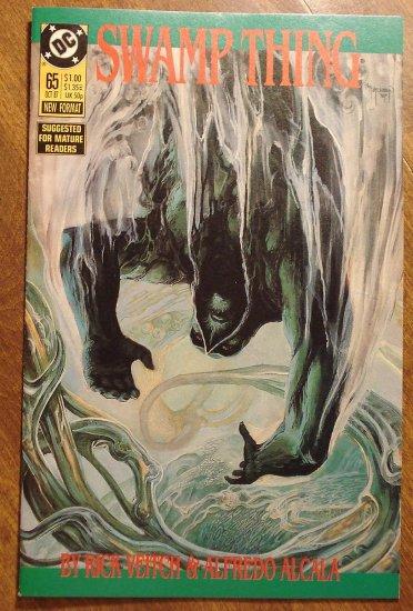 Swamp Thing #65 comic book - DC Comics