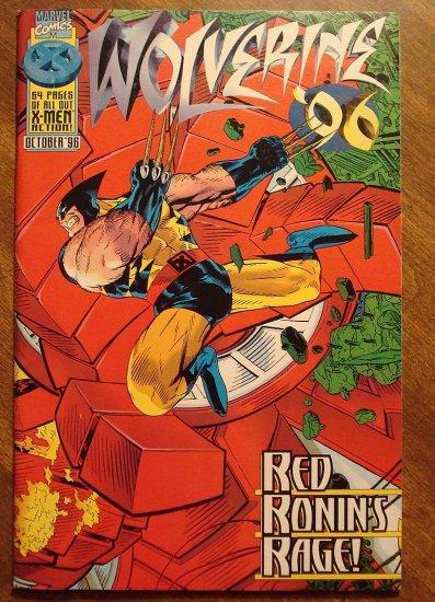 Wolverine '96 (1996 annual) comic book - Marvel comics