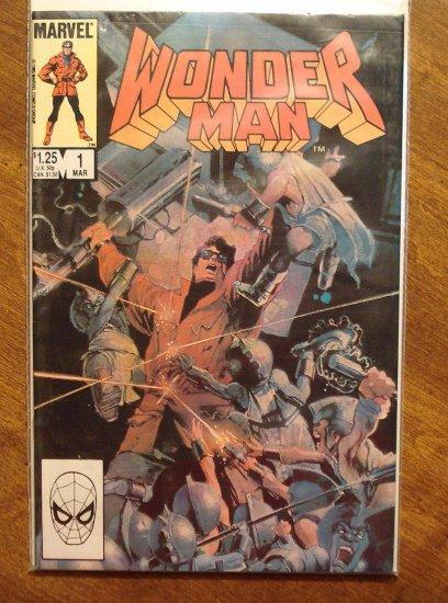 Wonder Man #1 comic book - Marvel comics