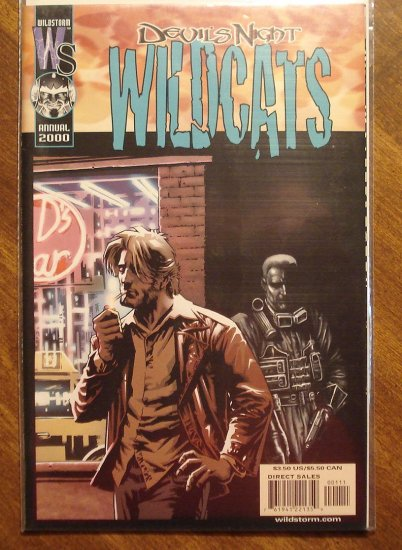 WildC.A.T.S. (Wildcats) Annual 2000 comic book - Image Comics