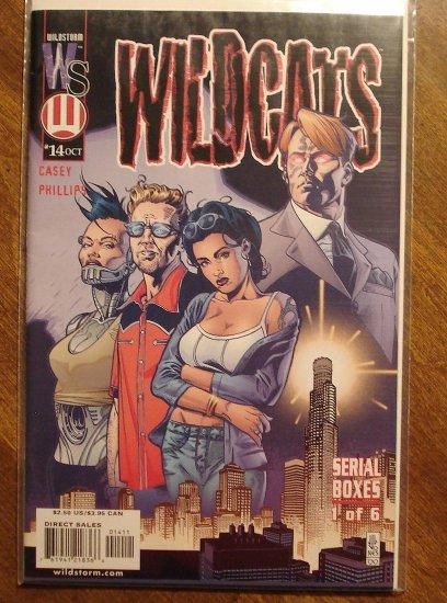 WildC.A.T.S. (Wildcats) #14 comic book - Image Comics