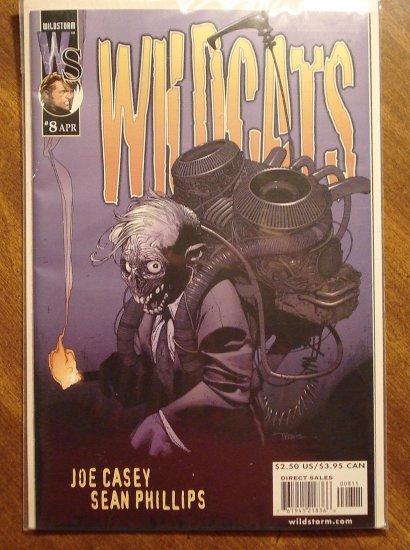 WildC.A.T.S. (Wildcats) #8 comic book - Image Comics