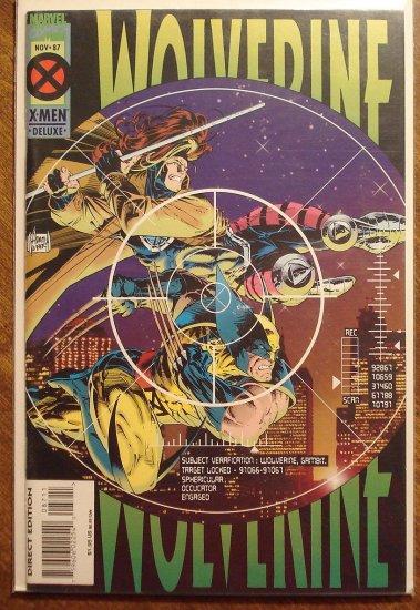 Marvel Comics - Wolverine #87 comic book, NM/M, X-men, Mutants, Weapon X