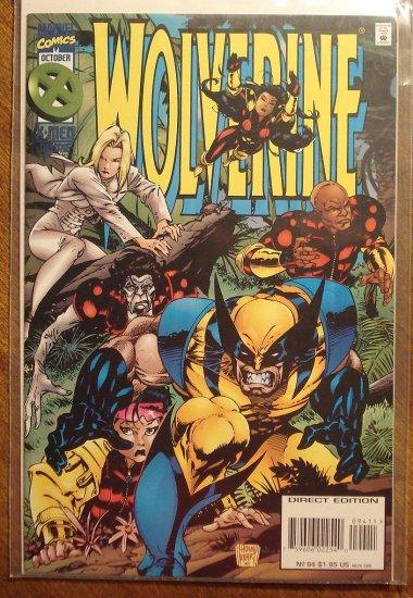 Marvel Comics - Wolverine #94 comic book, NM/M, X-men, Mutants, Weapon X