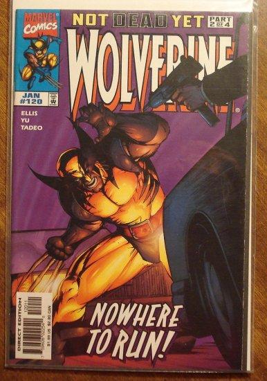 Marvel Comics - Wolverine #120 comic book, NM/M, X-men, Mutants, Weapon X