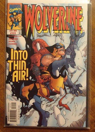 Marvel Comics - Wolverine #131 comic book, NM/M, X-men, Mutants, Weapon X
