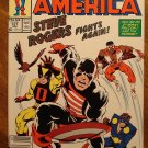 Captain America #337 comic book - Marvel Comics