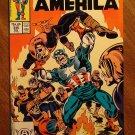 Captain America #335 comic book - Marvel Comics