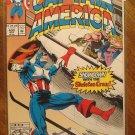 Captain America #409 comic book - Marvel Comics
