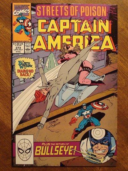 Captain America #373 comic book - Marvel Comics