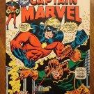 Captain Marvel #35 (B) (1974) comic book VG - Marvel Comics