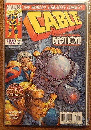 Cable #46 comic book - Marvel comics