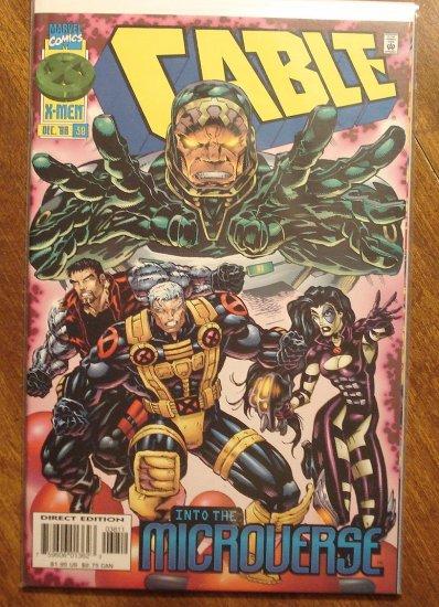 Cable #38 comic book - Marvel comics