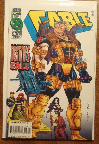 Cable #29 comic book - Marvel comics