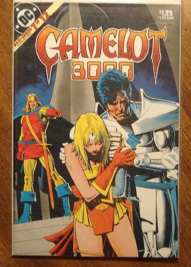 Camelot 3000 #7 comic book - DC Comics