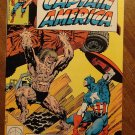 Captain America #244 (1980) comic book - Marvel Comics