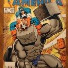 Captain America #311 comic book - Marvel Comics